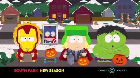 South Park Season 16B Promo