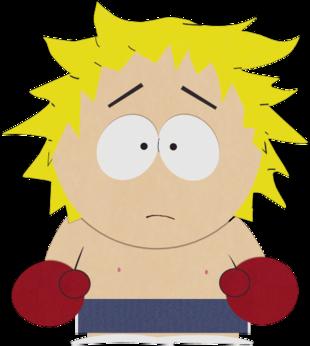 Tweek Boxeador