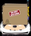 Cartman Soccer Buddha Box