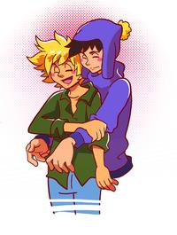 Tweek and Craig; Soul Cuddles