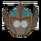 Icon item eqp wingledhelmet head