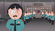 Randy - ochroniarz