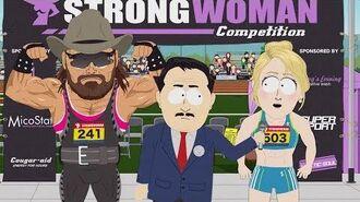 "Go Strong Woman, Go - SOUTH PARK - ""Board Girls"" - s23e07"
