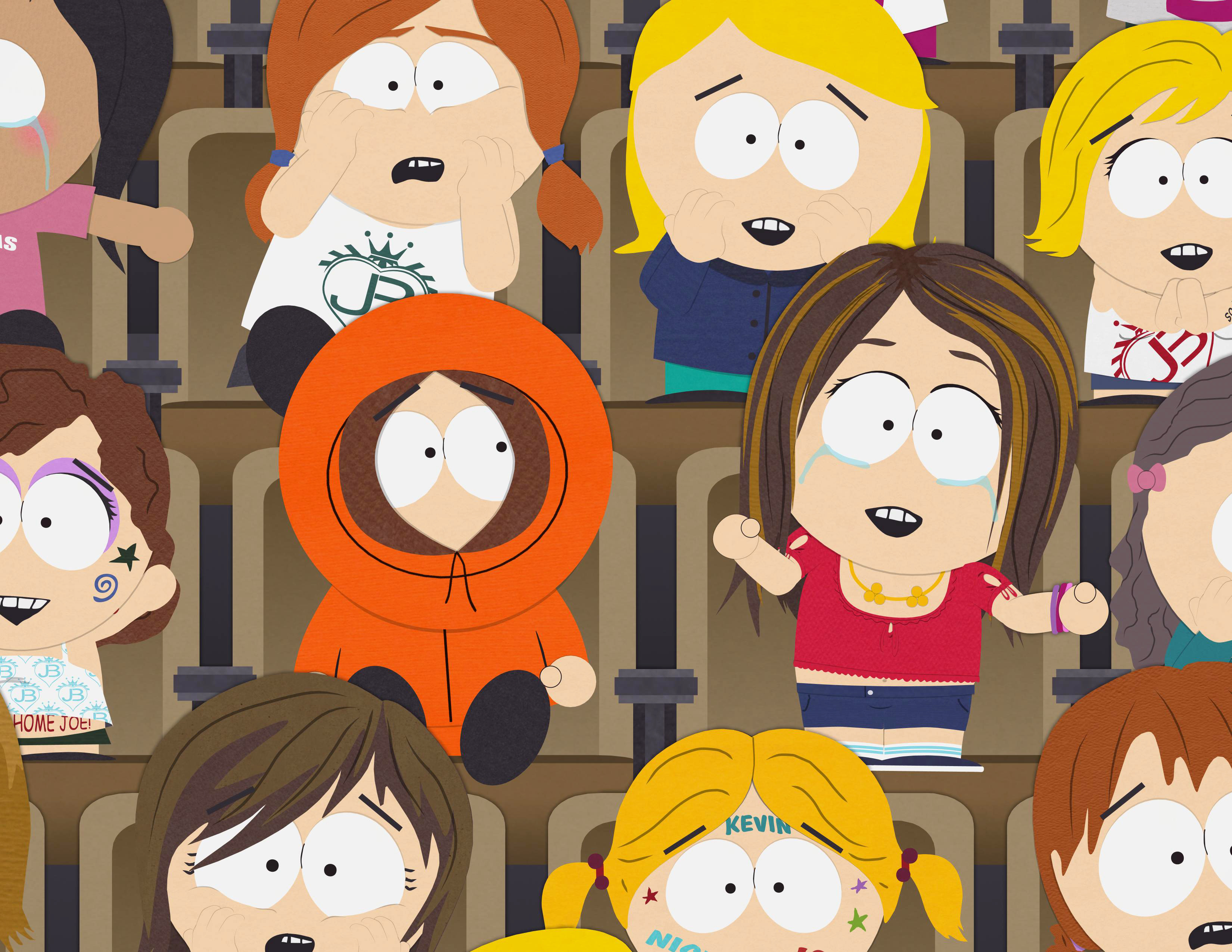 Kenny aka Kenneth McCormick (southpark anime) | South Park (in ...