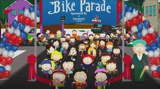 Tegridy Farm Song ~Bike Parade ~ South Park 2018 AUDIO