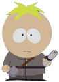 Confederate Soldier Butters