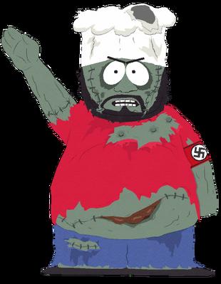 Наці-зомбі