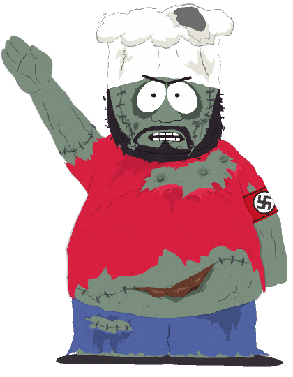 South Park Chefkoch Tot