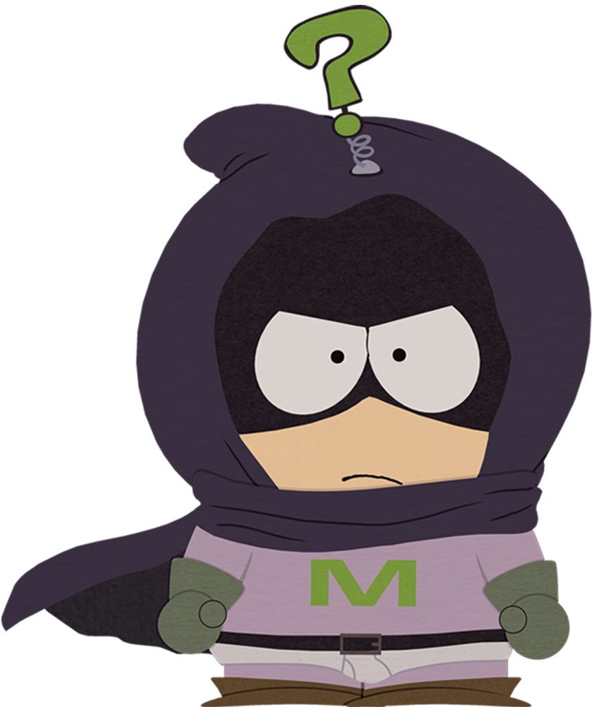 kenny mysterion