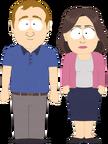 杰克和妻子