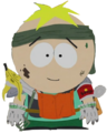 Survivor Butters