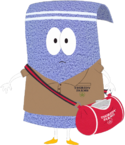 Towelie-tegridy-farms-delivery-boy
