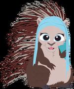 Porcupiney