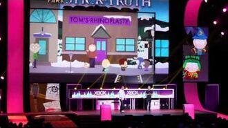 South Park The Stick of Truth E3 Presentation