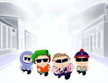 South Park is Gay!