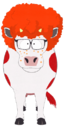Ginger Cow (Animal)