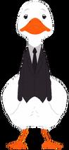 Prezydent kaczor