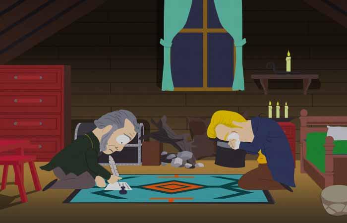 Book of mormon south park wiki eric cartman