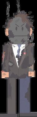Canadian-prime-minister-justin-trudeau-burned