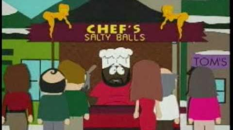 "Chef's ""Chocolate Salty Balls"" Music Video"