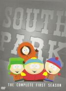 South Park - The Complete First Season WB