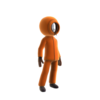 Kenny outfit