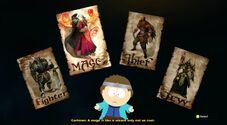 South park stick of truth mage class