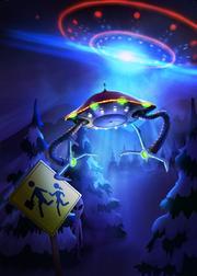 Alien-drone