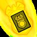 Detective flashbadge