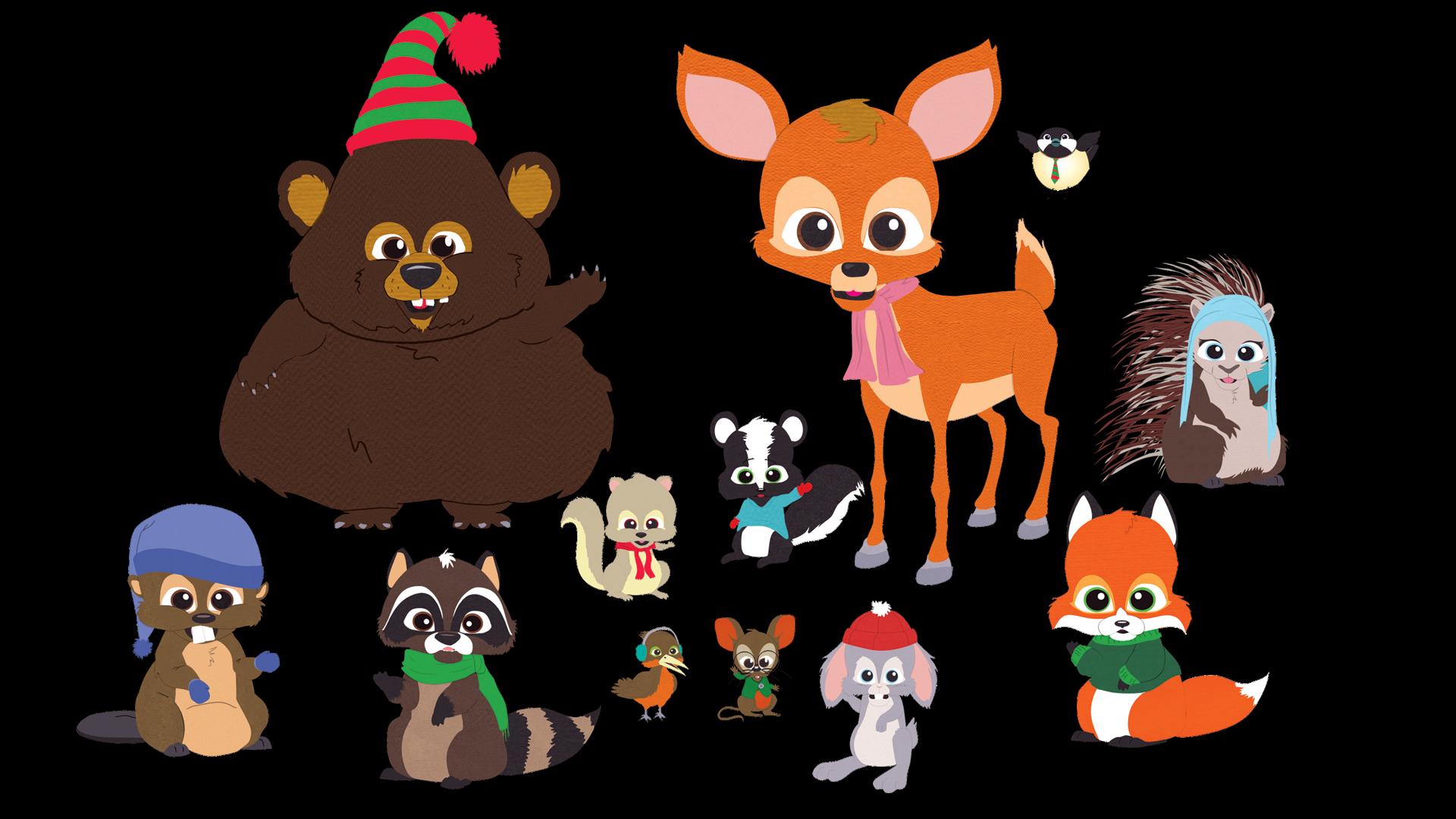 Woodland Critters | South Park Archives | Fandom