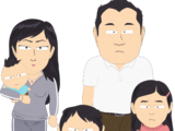 Chinese Family