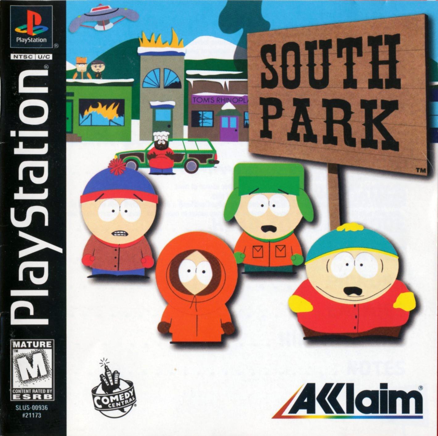 South Park Spiele Kostenlos