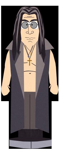 Ozzy Osbourne South Park Archives Fandom