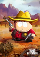 Pd-Sheriff Cartman