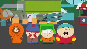 List Of Crying Moments South Park Archives Fandom