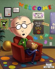 Pd-mr-mackey