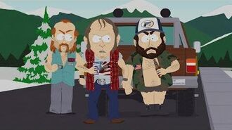 South Park The Fractured But Whole - Rednecks Boss Fight 6