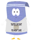 Tegridy Burger Towelie