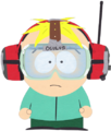 Identities-butters-headset
