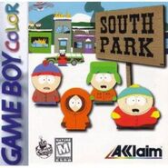 South Park Game Boy Color