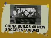 China Builds 48 New Soccer Stadiums