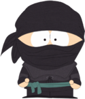 Ninja-clyde