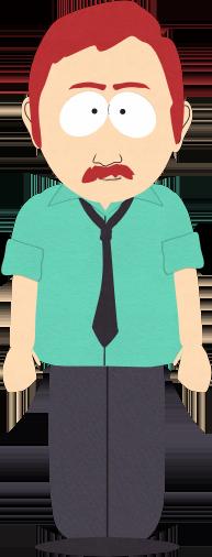 Eric Cartman Vater