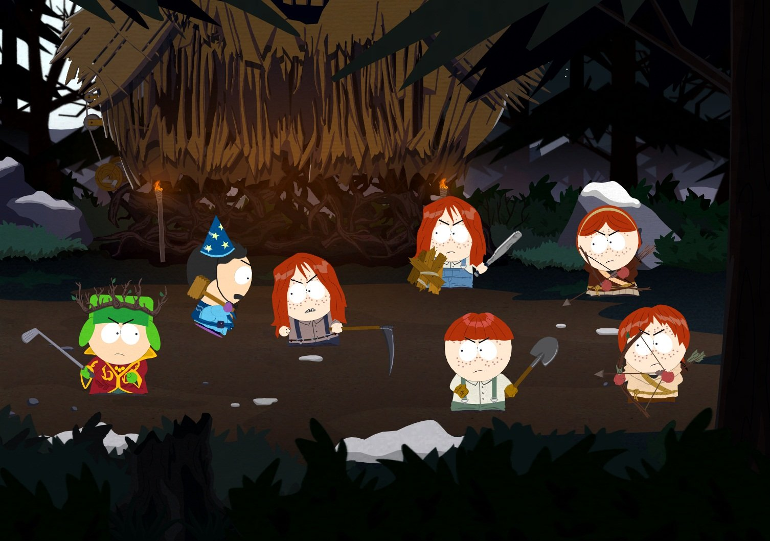 South Park The Stick Of Truth South Park Archives Fandom