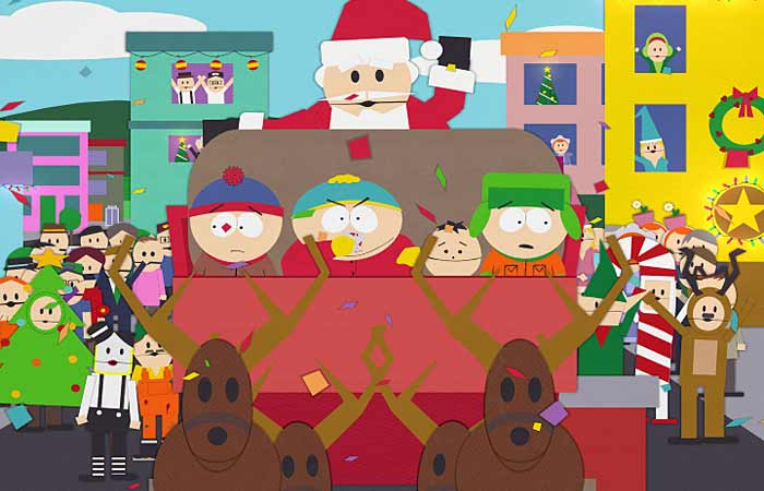 South Park Christmas.It S Christmas In Canada South Park Archives Fandom