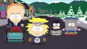 South Park Professeur Chaos
