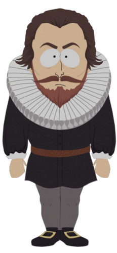 Sir John Harington | South Park Archives | FANDOM powered ...