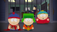 The Boys in jail