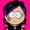 Icon profilepic goth karen