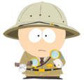Archeologist Butters